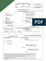 Form 6 2018 Field Copy