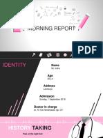 1-9-2019_Mr. Indra-22 y.o-infection Post Amputation Digiti I and II of Pedis Dextra. Dr. Tri Tuti Hendrawati, Sp.ot