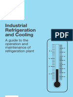 industrial refrigeration and cooling