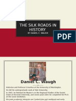 History and Discovery of Silk Road