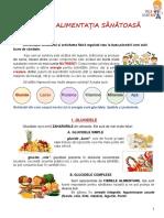Alimentația Sănătoasă - clasa a II-a.pdf