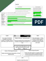 forward planning document - year 4