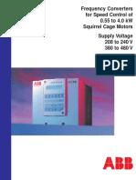 Acs 200 User Manual
