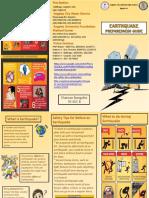 Eartquake Brochure