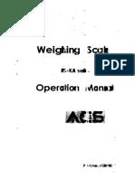 Manual Book PS-KA Series