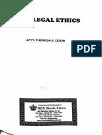 Basic Legal Ethics (Dizon) - Ch1-4