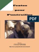 Textes Pour Funerailles 1
