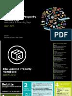 Deloitte ES Financial Advisory the Logistic Handbook
