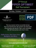 Golf Flyer 2017 v1