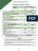 Calendário Acadêmico 2019.3 EaD - Pós-graduação.pdf