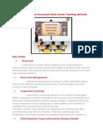 Multigrade Classroom