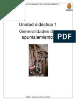 Unidad 1 Generalidades Del Apuntalamiento