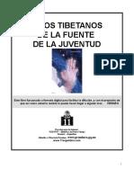 Anonimo - Ritos Tibetanos De La Fuente De La Juventud.doc