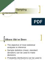Ch 6 Statistics