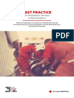 Ambulance Best Practice Report English