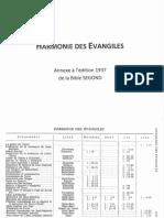 Harmonie des Evangiles