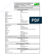 Technical Specification Sheet for Auxiliaries Equipment OfJ_420