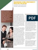 Maximizing Store Profitability With SAP for Retail