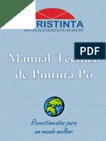 Manual Tecnico Pintura Pó Versao - Portugues
