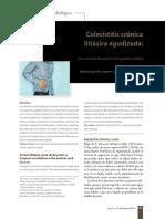 Colecistitis crónica agudizada