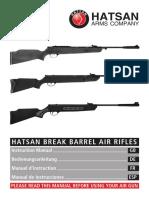 Break Barrel Air Rifles Manual en[1]