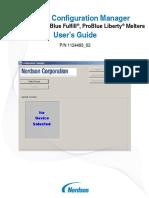 Nordson Configuration Manager
