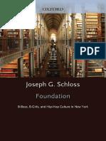 Foundation by Joseph G. Schloss