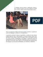 Danças Em Angola