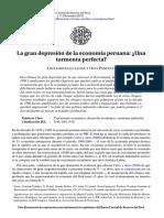 Depresión de la Economía Peruana BCRP.pdf