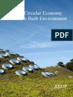 Circular Economy in the Built Environment 270916