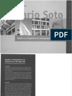 España y Argentina en la arquitectura del siglo XX