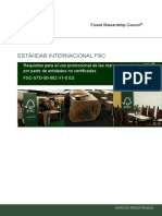 standard internacional
