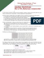 Ficha CFQ 8