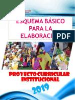 PcCI 2019 Estructura Basica