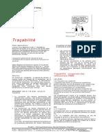 Traçabilité