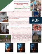 Corazones, Tradiciones, Perritos Guardianes. Ángelus Junio