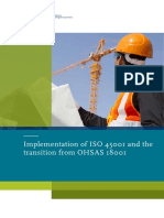 Implementation ISO 45001 vs OHSAS 18001.pdf