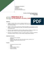 Practica 3 Leyes de Kirchhoff