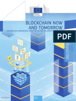 European Commission Blockchain Now and Tomorrow