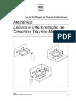 Apostila SENAI Mecânica Leitura e Interpretação de Desenho Técnico Mecânico.pdf