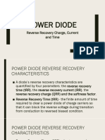 Power Diode Trr