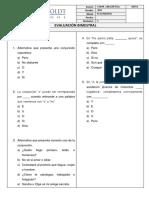 Competencia Linguista 2do Sec