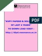 KVPY-Stream-SA-Paper-Sol-2007-to-2010.pdf
