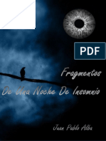 Fragmentos de Una Noche de Insomnio-JPA