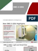 OptiX RTN XMC-3 ODU