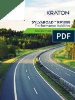 SYLVAROAD RP1000 Performance Additive Brochure