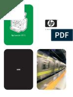 Istruzioni HP 3015