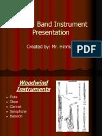 trms band instrument presentation  1