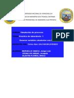 Informe de Practica de Laboratorio 1