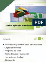 Física Enfocada Al Turismo 2-2019